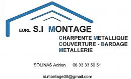 Montage De Charpente Et Structure Metallique